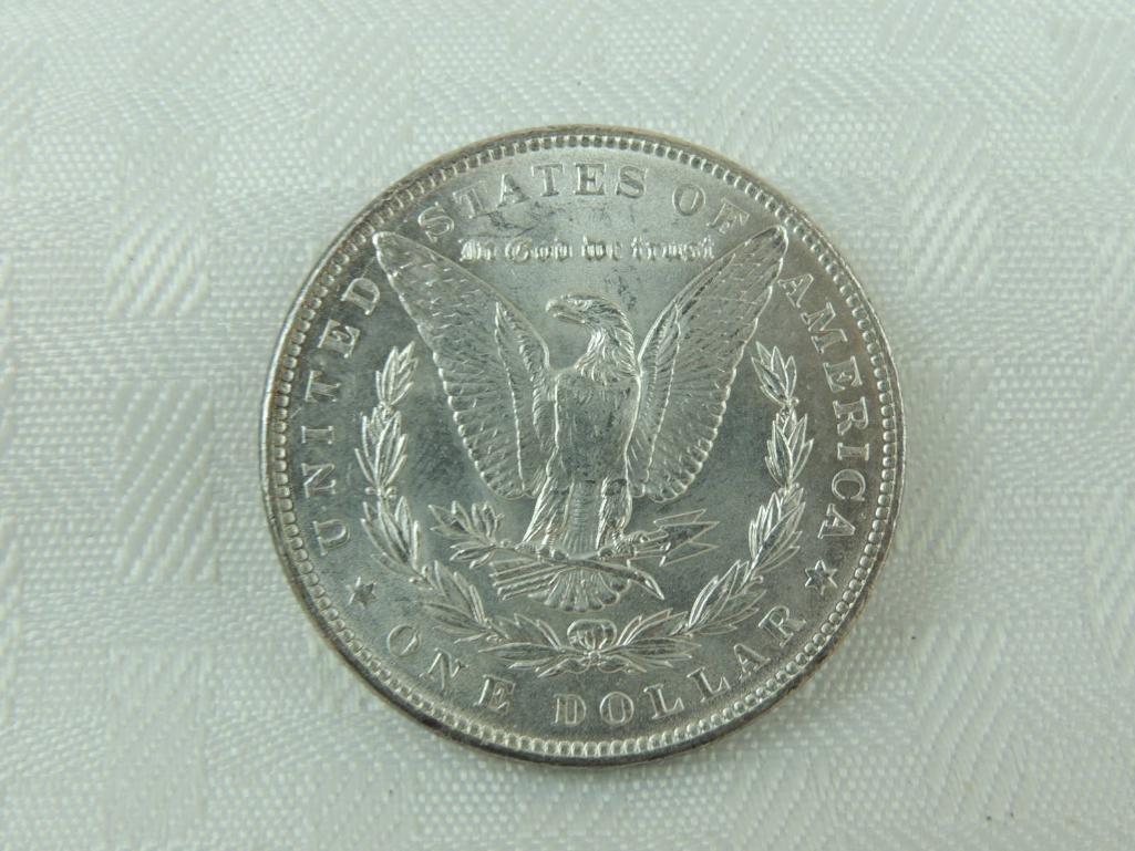 1886-P Morgan Silver Dollar - 2