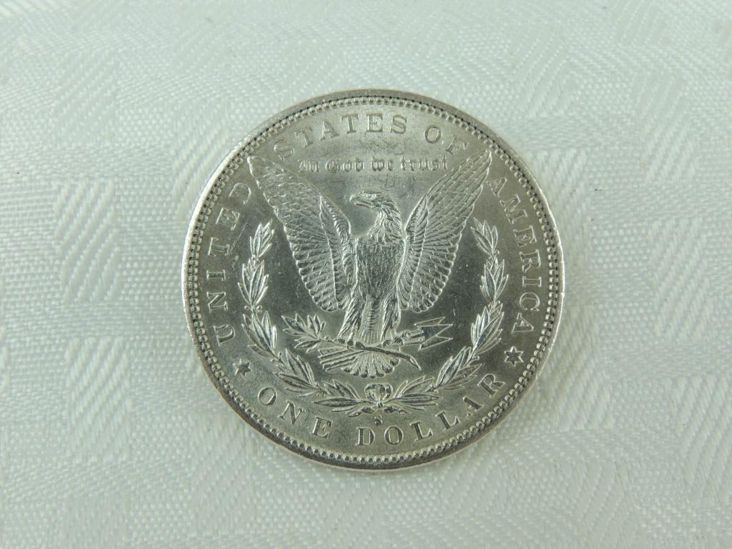 1887-S Morgan Silver Dollar - 2