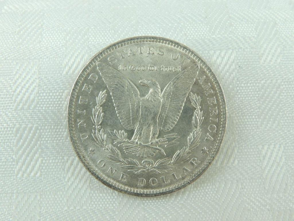 1891-P Morgan Silver Dollar - 2