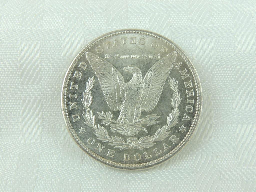 1897-P Morgan Silver Dollar - 2