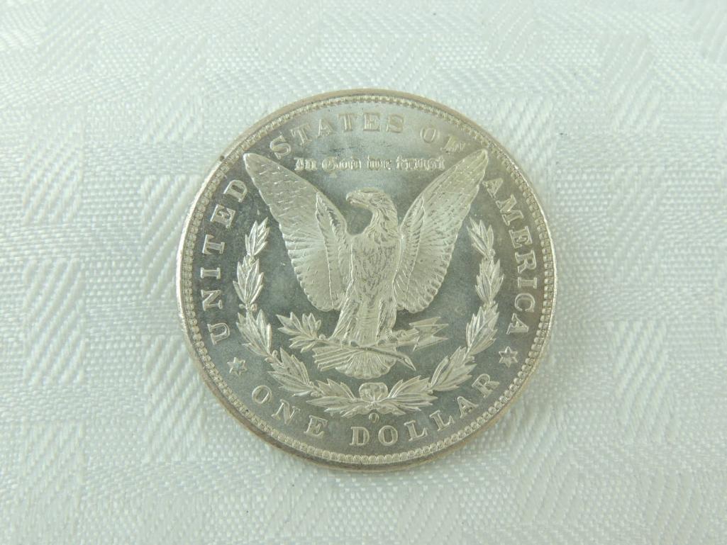 1898-O Morgan Silver Dollar - 2