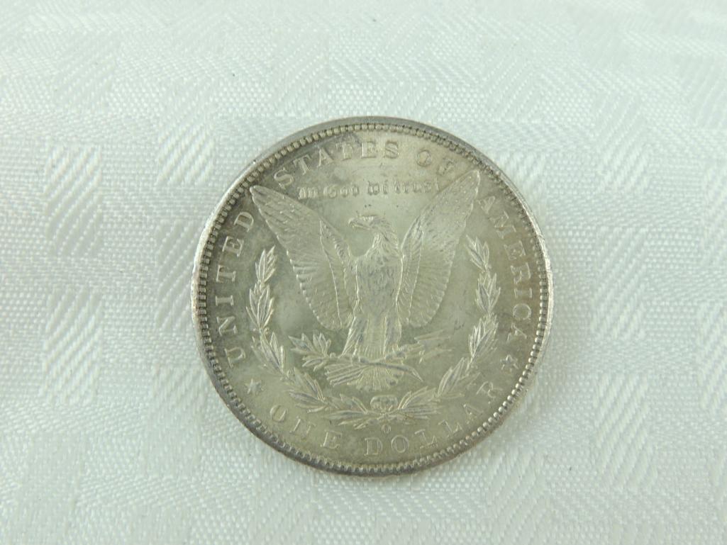 1899-O Morgan Silver Dollar - 2