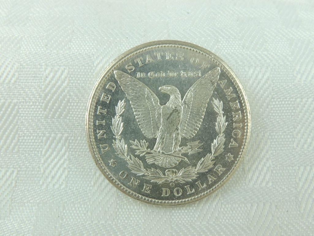 1900-O Morgan Silver Dollar - 2