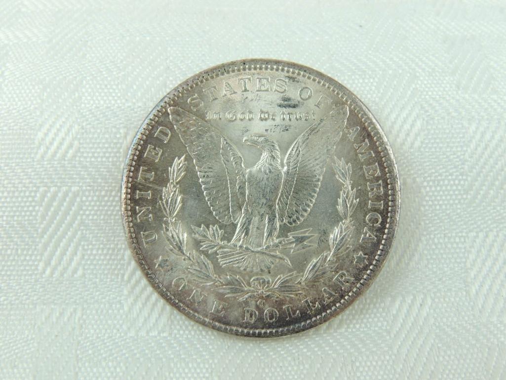 1902-O Morgan Silver Dollar - 2