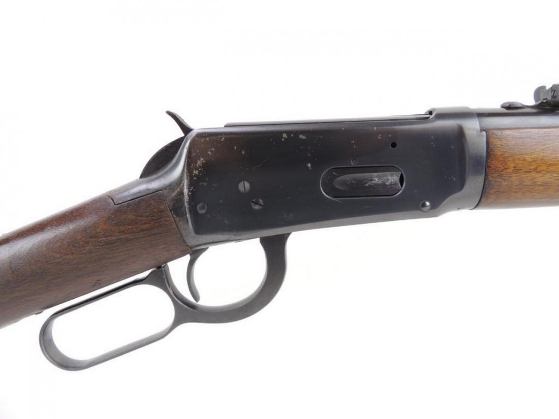 Winchester Model 94 32 W.S. Lever Action Rifle
