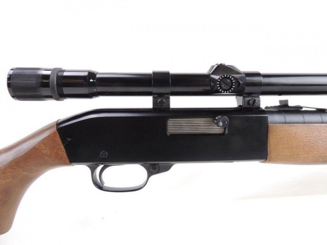 Ted Williams Model 3T .22 Cal Semi-Automatic Rifle
