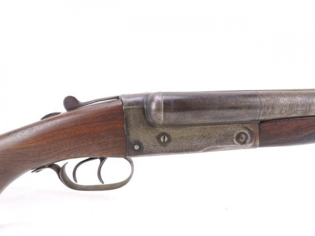 J. Stevens Model 350 Double Barrel Shotgun