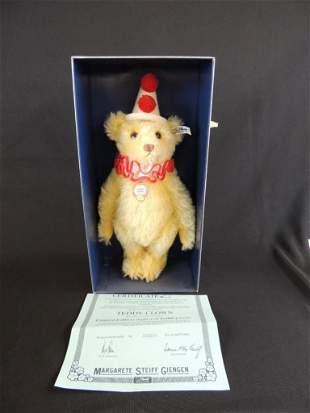Limited Edition 1926 Teddy-Clown Steiff Bear with