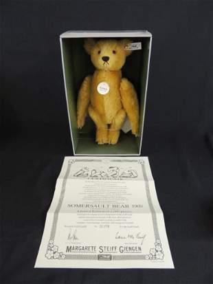 Somersault Teddy 1909 Limited Edition Steiff Bear with