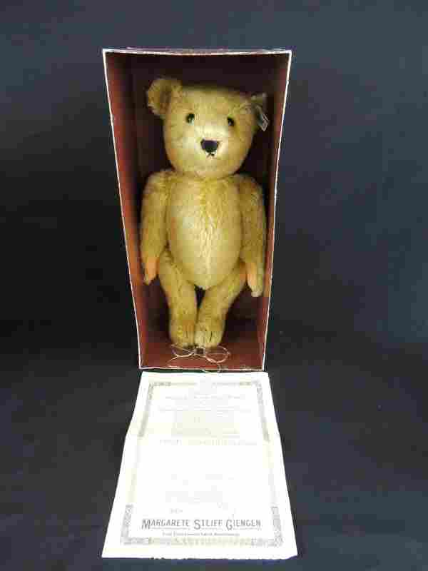 The Steiff Teddy Bear of 1903 Limited Edition with