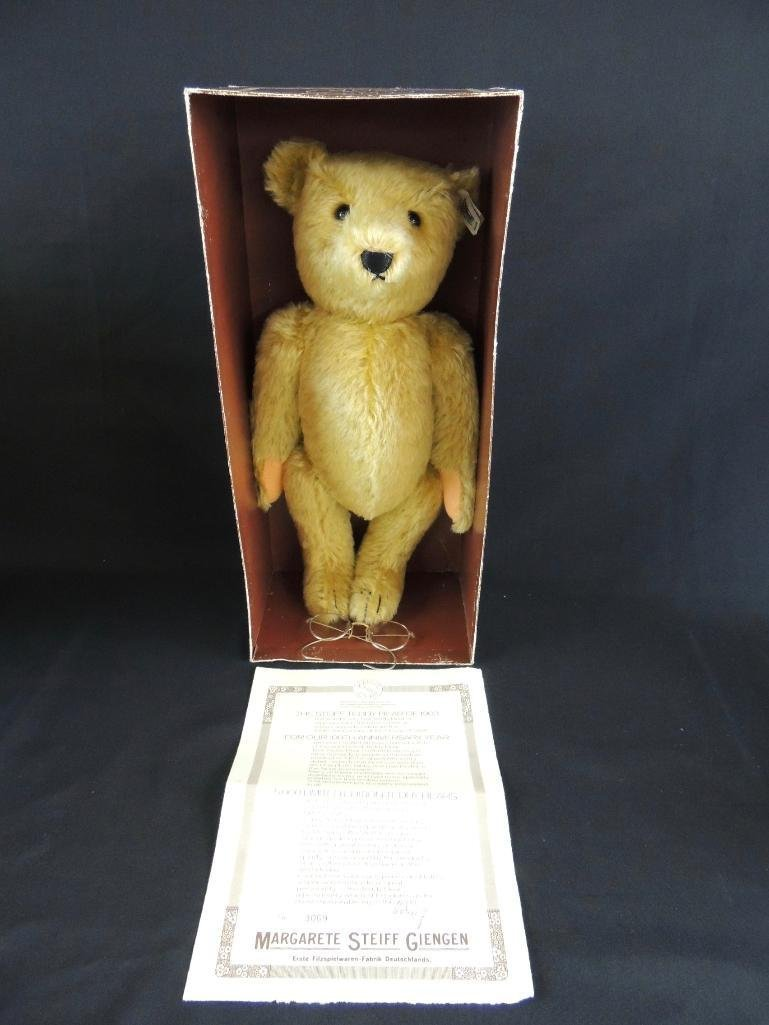 The Steiff Teddy Bear of 1903 Limited Edition with