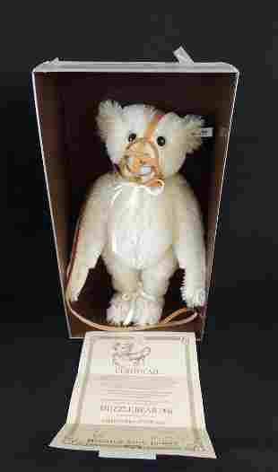 The Steiff Muzzle Bear of 1908 Limited Edition with