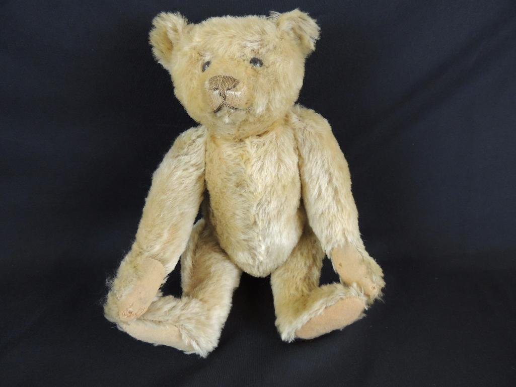 Antique Humpback Steiff Teddy Bear