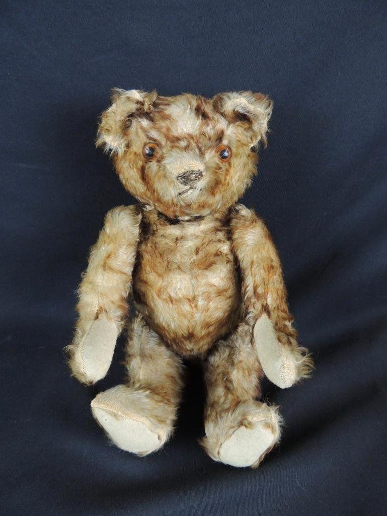 Antique Humpback Steiff Teddy Bear with Growler