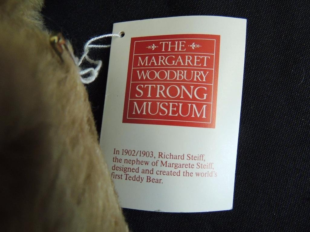 Antique Humpback Steiff Teddy Bear with Original Tags - 3