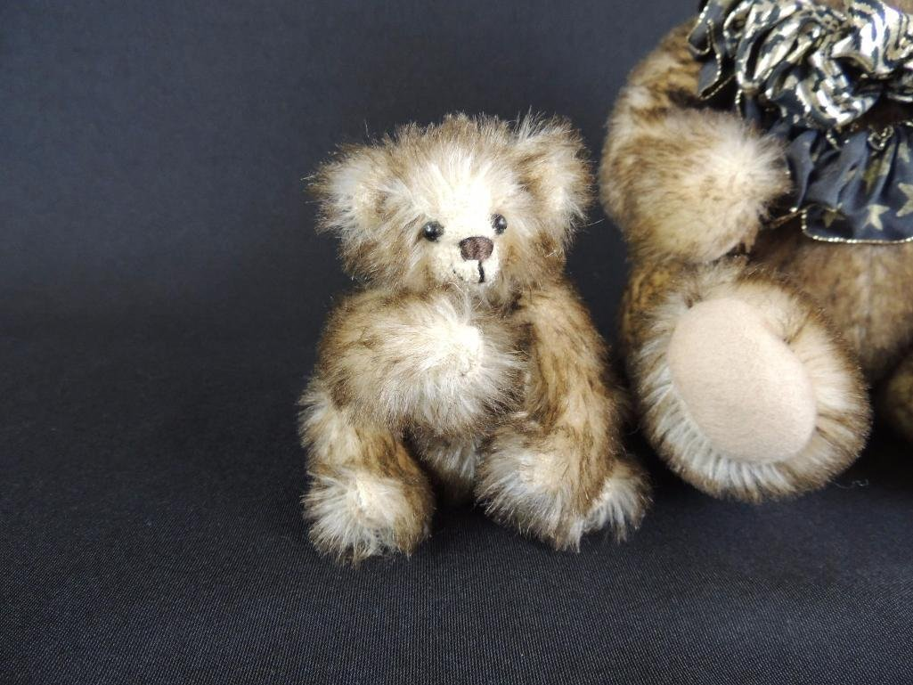 Group of 2 Vintage Reinhard Schulte Teddy Bears - 2