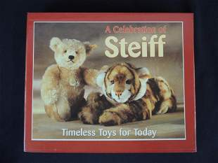 """A Celebration of Steiff """"Timeless Toys for Today"""""""