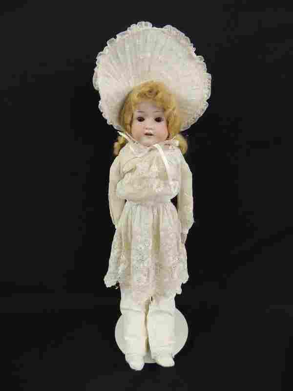 Antique Bisque Doll Marked Heubach 275.0. Konnelsdorf
