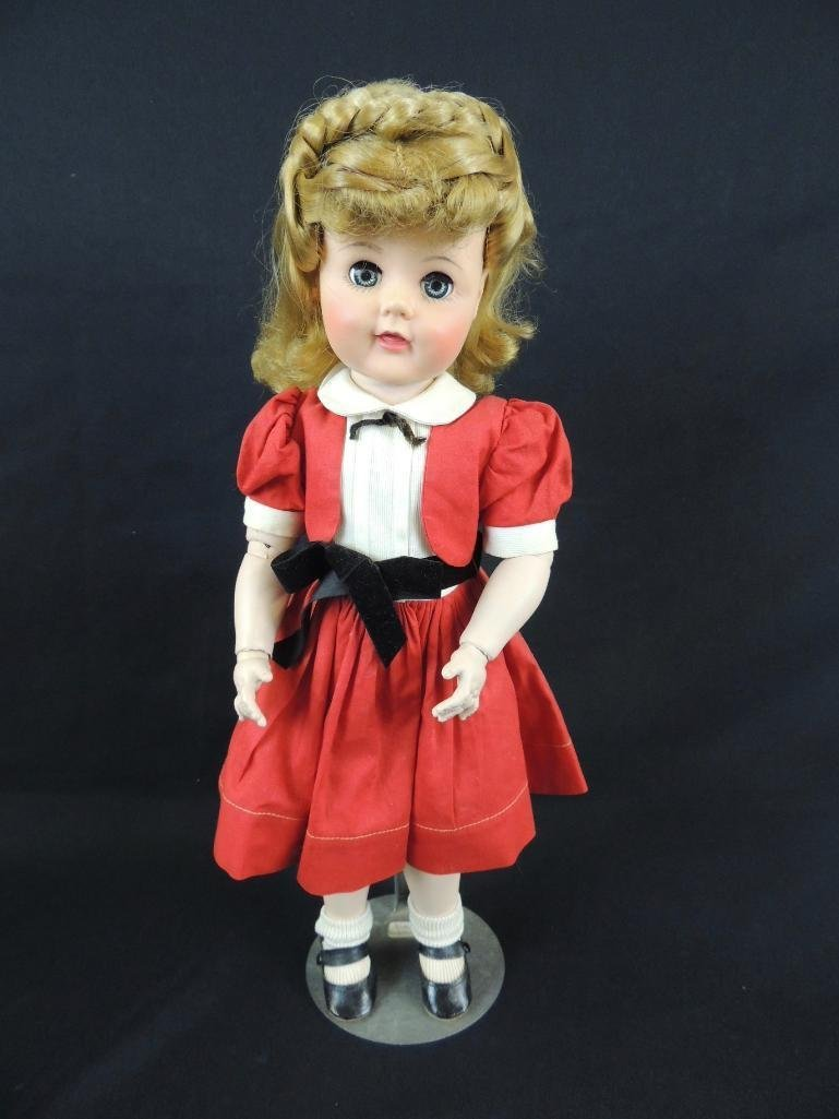 "Vintage 17"" Alexander Madelaine Doll Only Made in 1955"