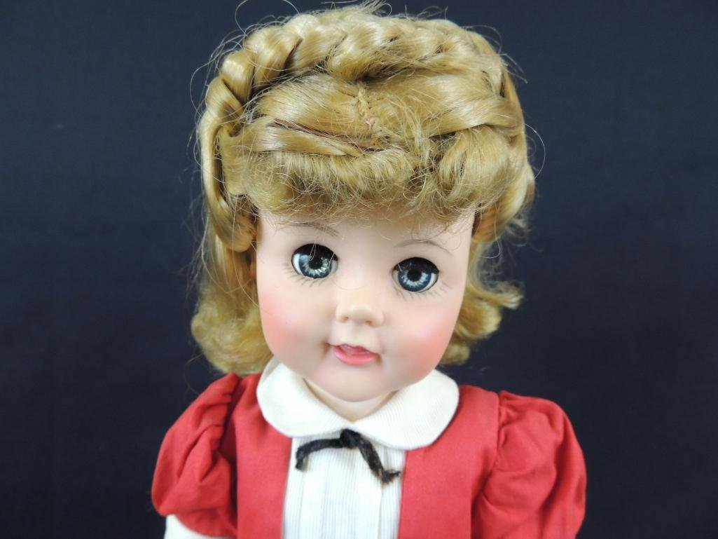 "Vintage 17"" Alexander Madelaine Doll Only Made in 1955 - 2"