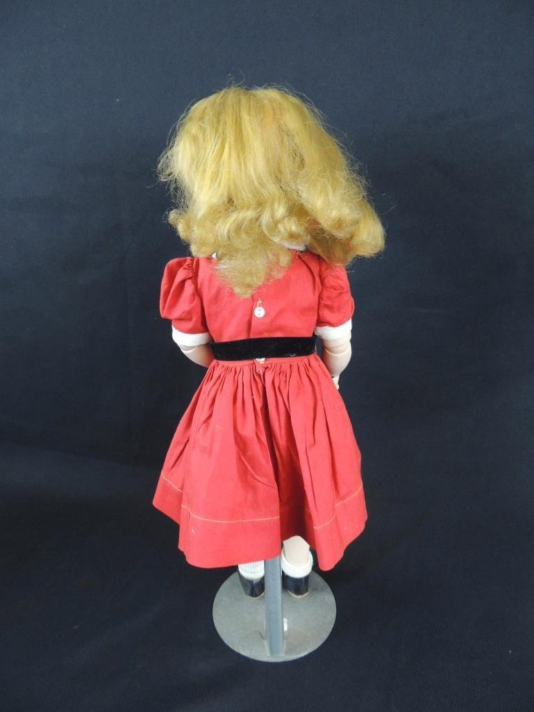 "Vintage 17"" Alexander Madelaine Doll Only Made in 1955 - 3"