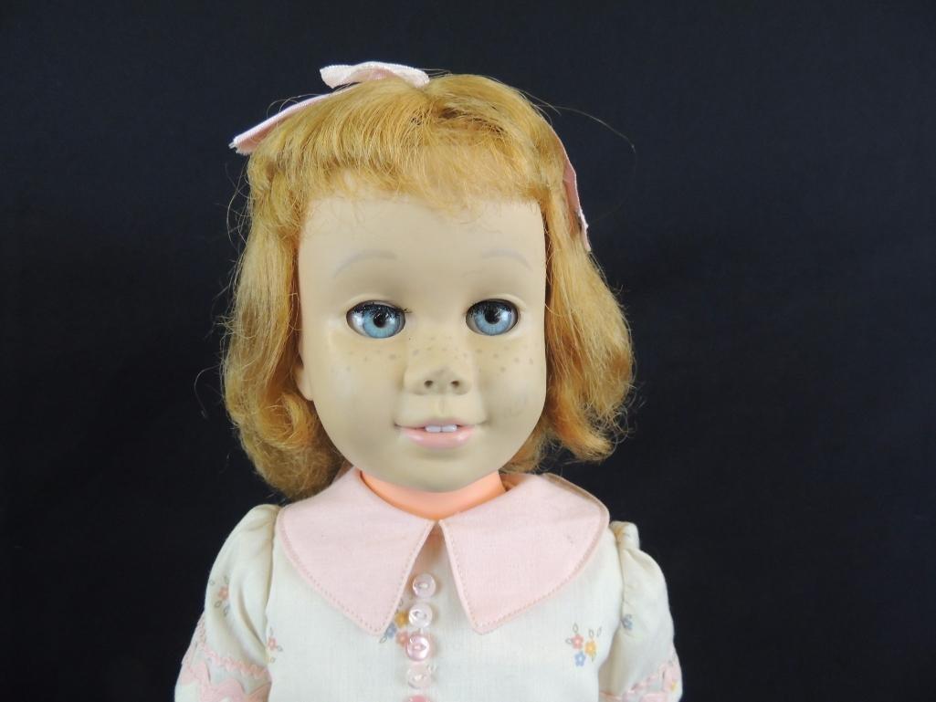 Vintage Mattel's Chatty Cathy Doll - 2