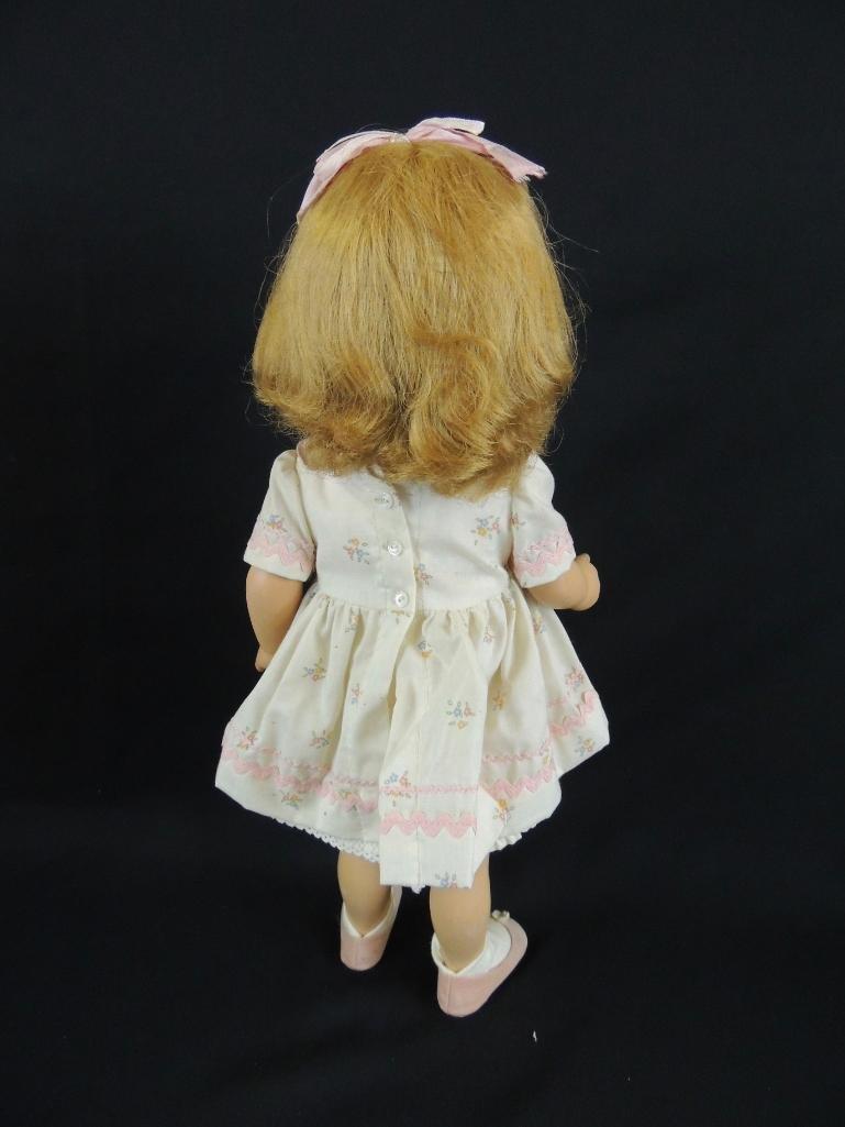 Vintage Mattel's Chatty Cathy Doll - 3