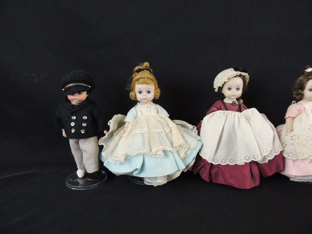Group of 6 Vintage Madame Alexander Little Women - 3