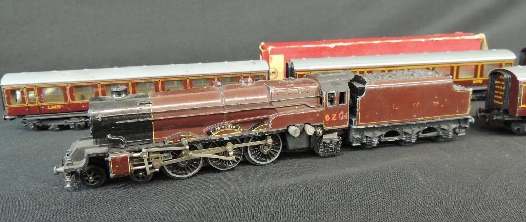 Vintage British Trix #6201 Princess Locomotive, Tender, - 2