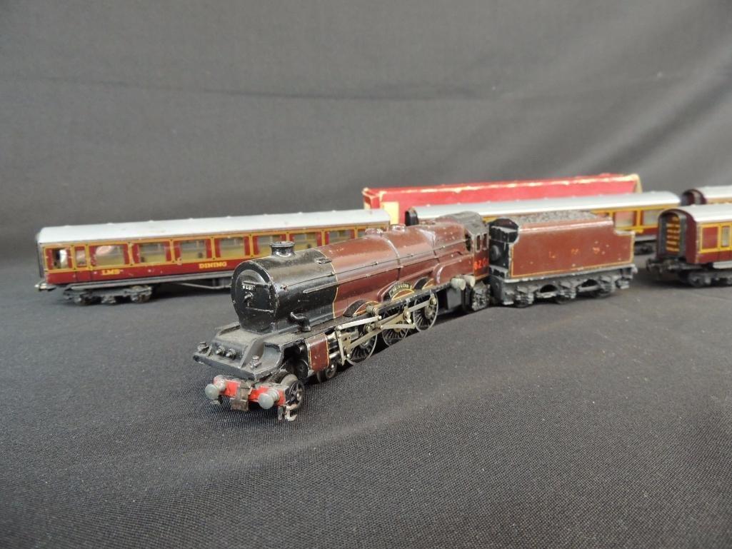 Vintage British Trix #6201 Princess Locomotive, Tender, - 4