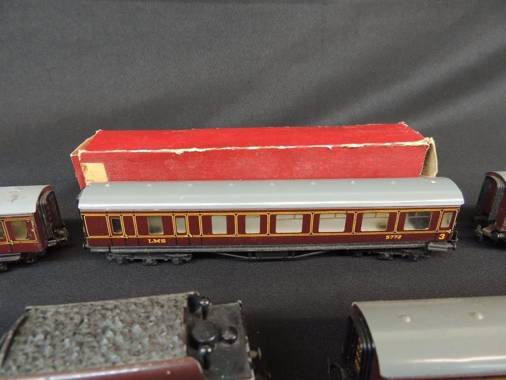 Vintage British Trix #6201 Princess Locomotive, Tender, - 5