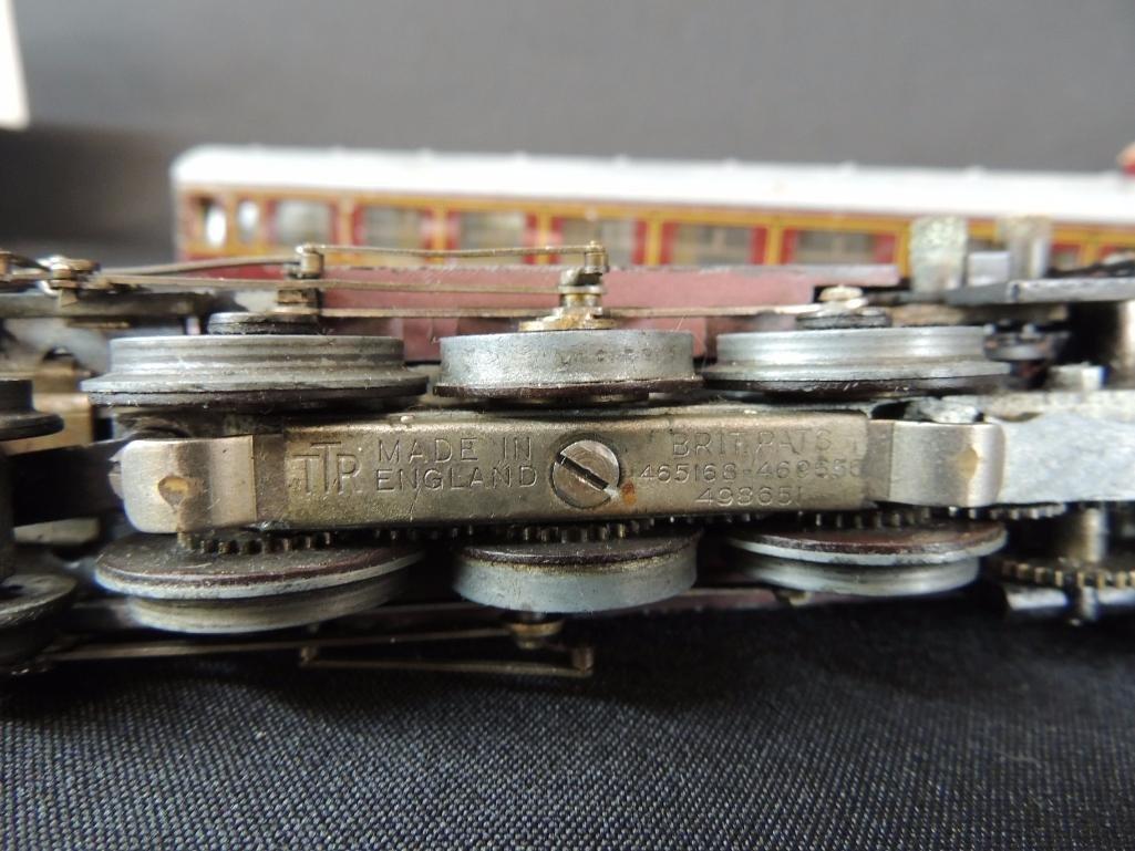 Vintage British Trix #6201 Princess Locomotive, Tender, - 6
