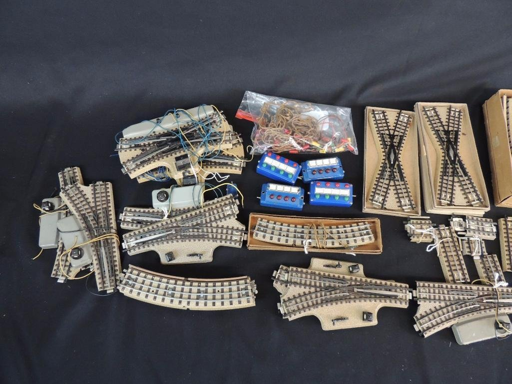 Group of Marklin Track, Transformers, and More - 3