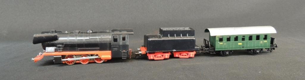 Group of 3 Vintage German Made Trains