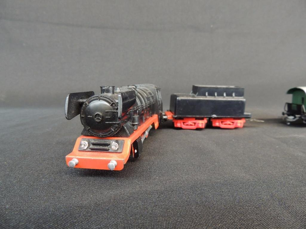 Group of 3 Vintage German Made Trains - 2