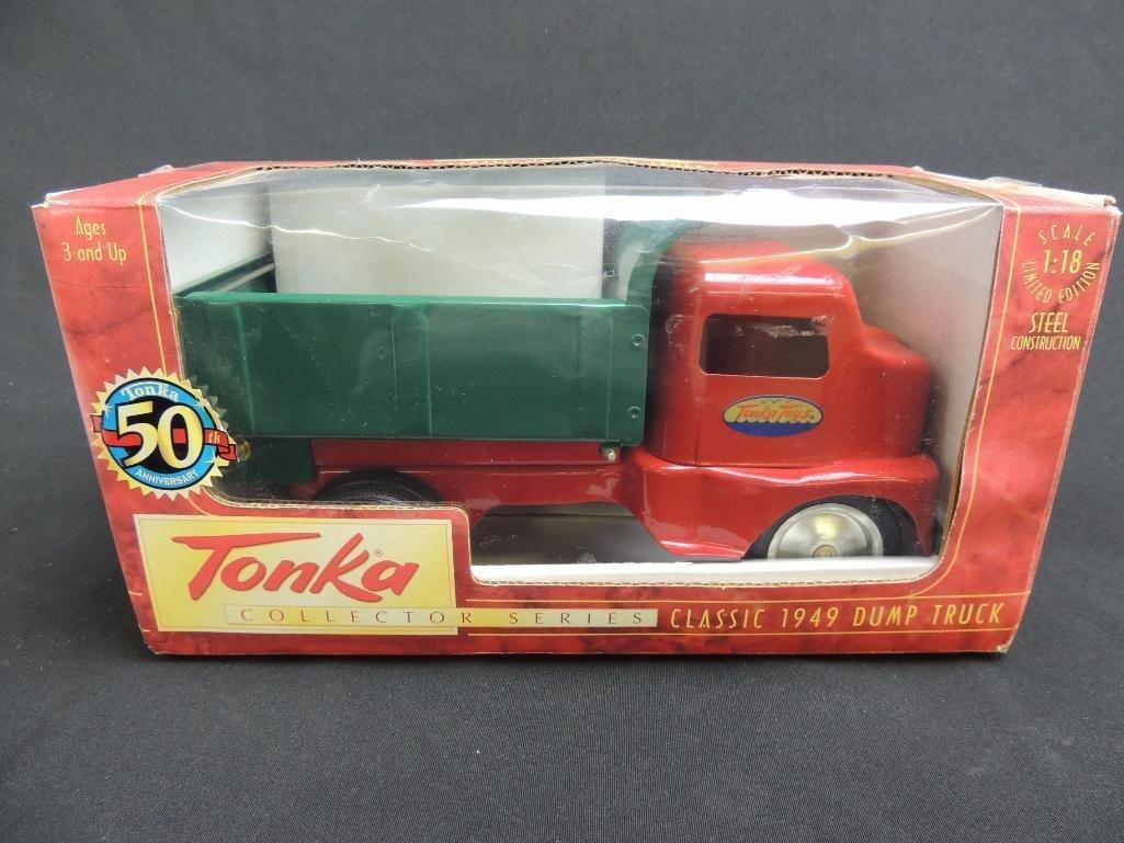 Tonka 50th Anniversary Collector Series 1949 Dump Truck