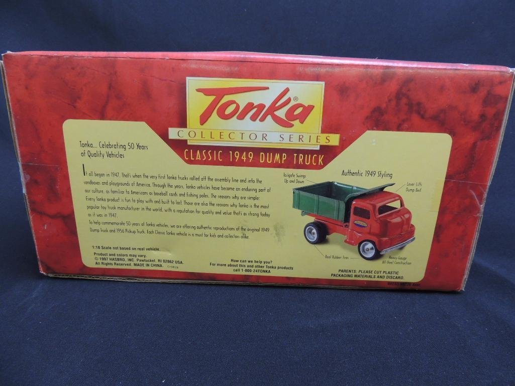 Tonka 50th Anniversary Collector Series 1949 Dump Truck - 4