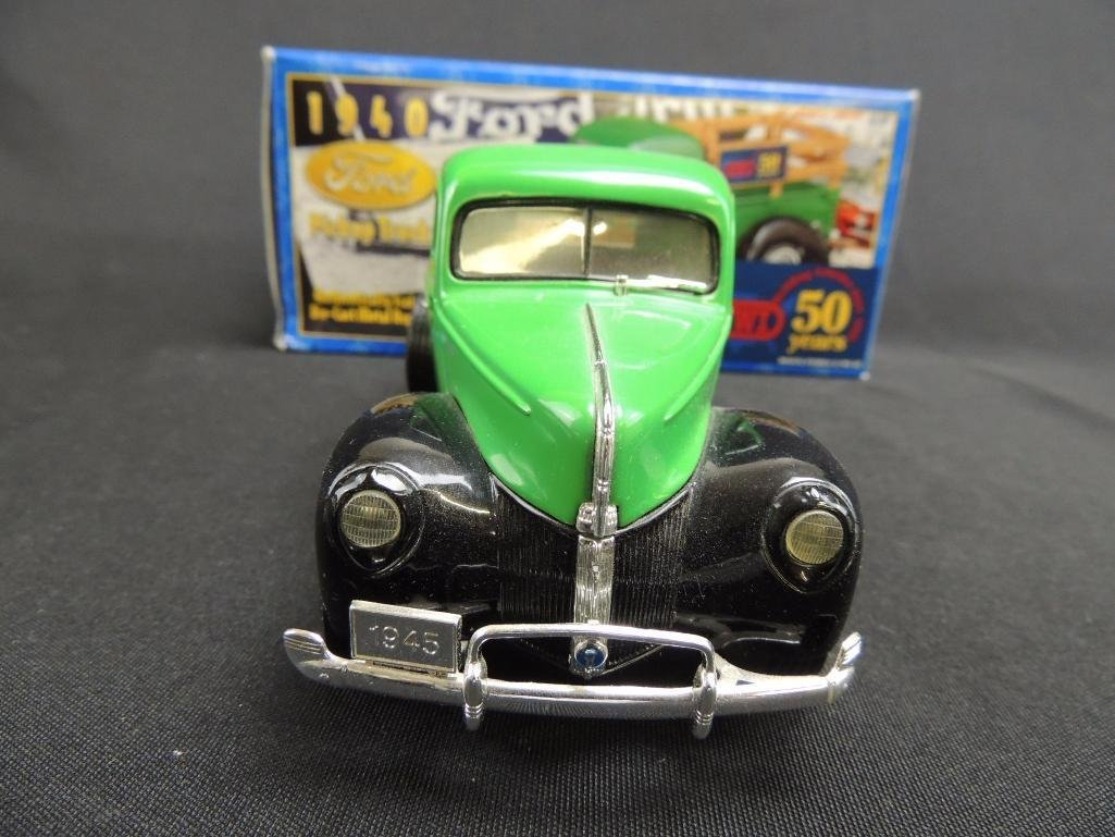 1940 Ford HWI 50 Years Die-Cast Pickup Truck with - 3