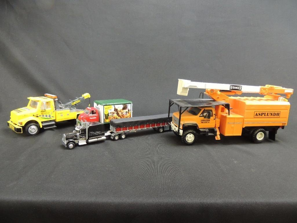 Group of 4 Replica Trucks Featuring Remington, Century, - 3