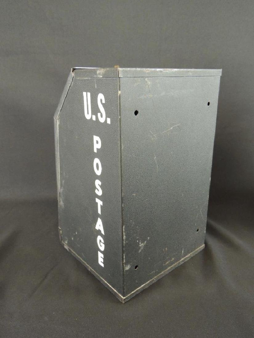 Antique Postmaster 10 Cents Stamp Dispenser with - 6