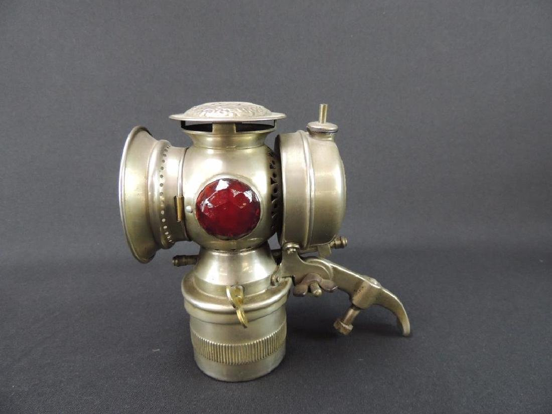 Antique Solar Bicycle Lamp - 2