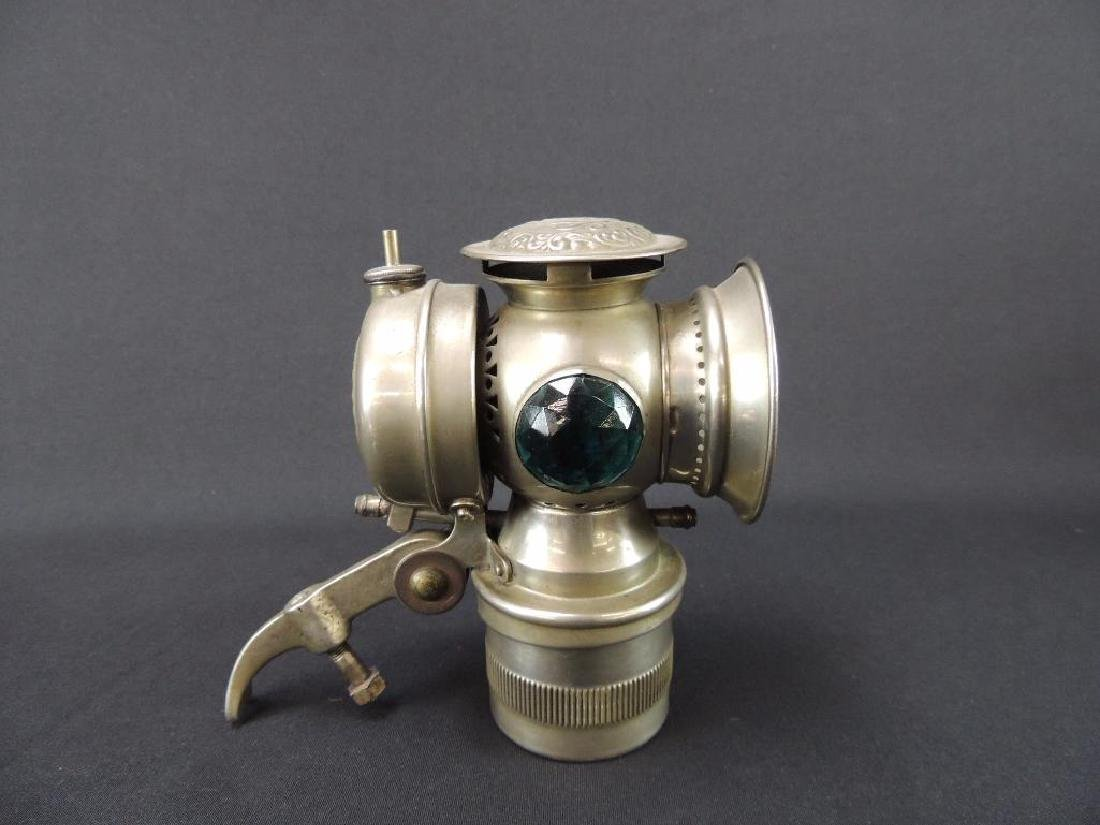 Antique Solar Bicycle Lamp - 3