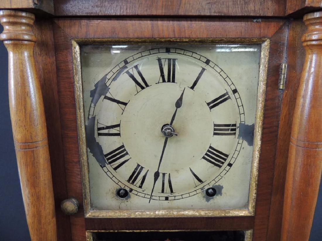 Antique Seth Thomas Eight Day Spring Kitchen Clock - 3