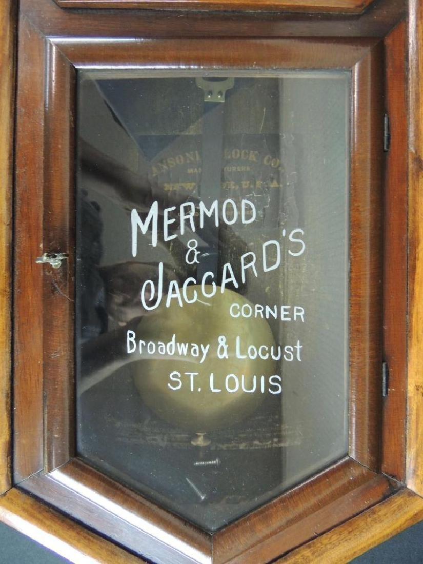 Antique Mermod & Jaccard's Corner St. Louis Advertising - 2