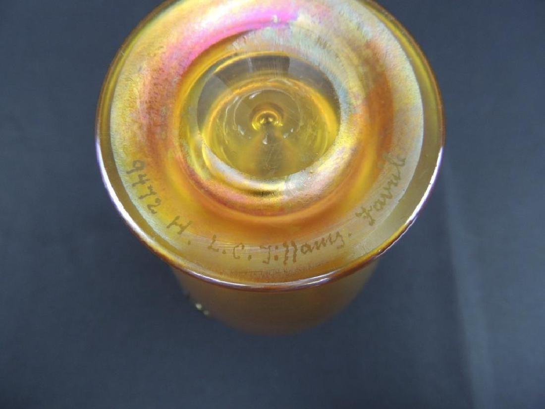 L.C. Tiffany FavrileUrn Cabinet Vase - 4