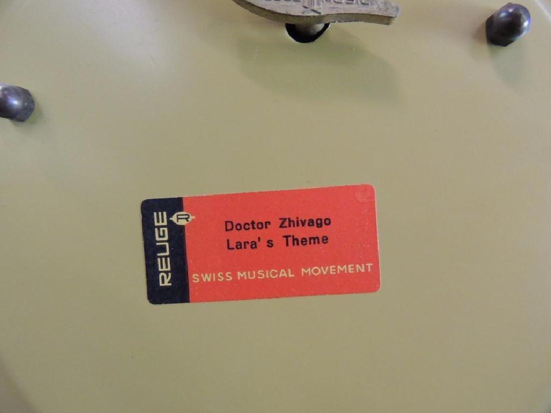"Reuge Doctor Zhivago ""Lara's Theme""  Music Box - 5"