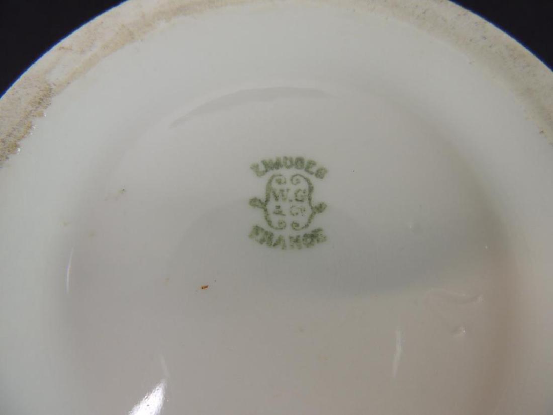 Antique Occupational Shaving Mug, Blacksmith - 4