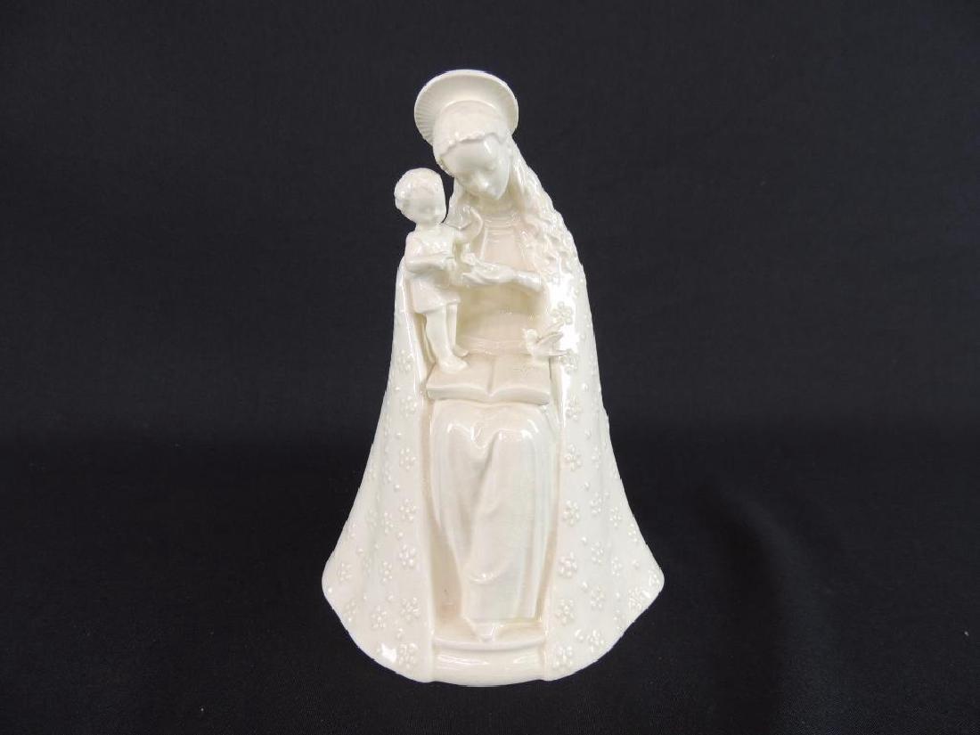 """Hummel """"Flower Madonna"""" Porcelain Figure - 4"""