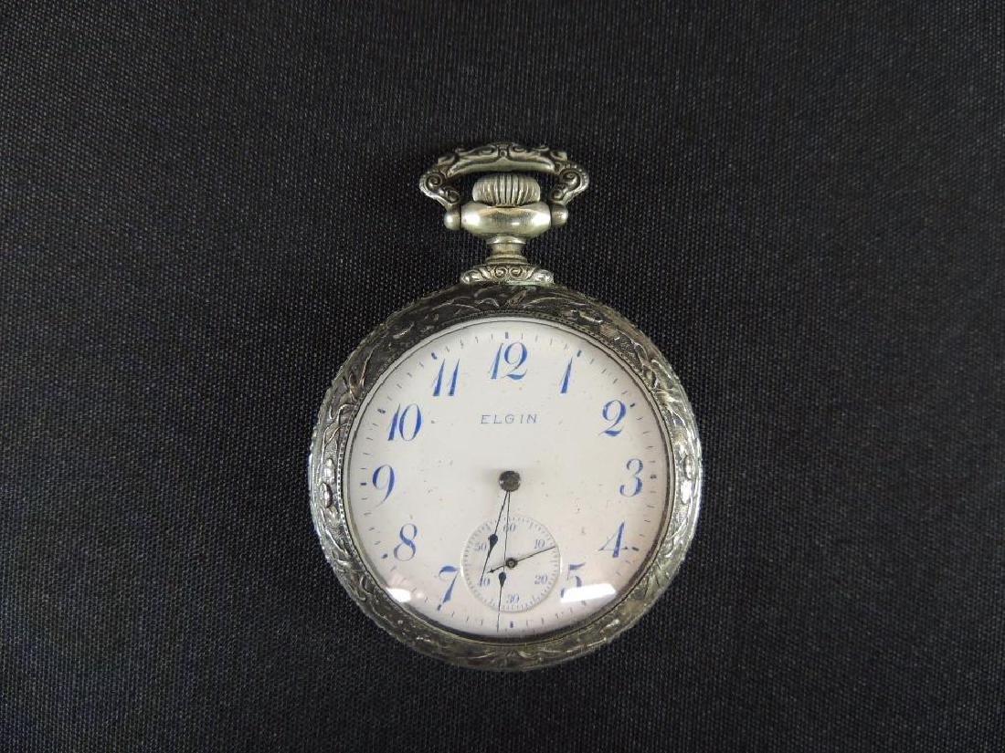 Elgin National Watch Co. Open Face Pocket Watch