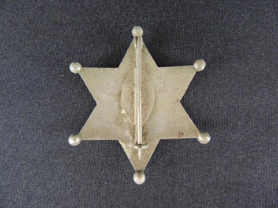 Vintage LaSalle County Ill. Deputy Sheriff Badge - 2